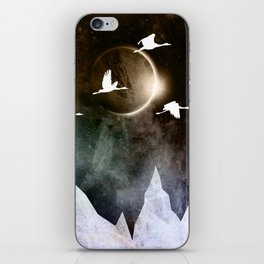 Fly High iPhone Skin