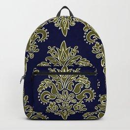 Ornate Vintage Pattern Backpack