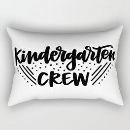 Kindergarten crew Rectangular Pillow