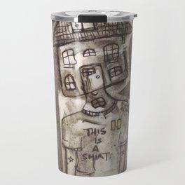 Saturday Morning Cartoons 1: Homebody Travel Mug