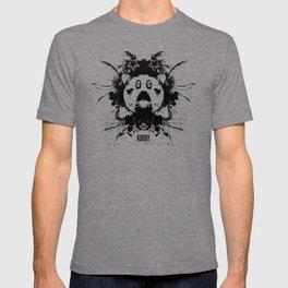 Kirby Ink Blot Geek Psychological Disorders T-shirt