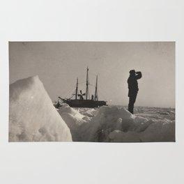Nansen's Fram North Pole Expedition Rug