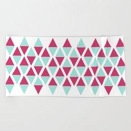 Diamonds Beach Towel