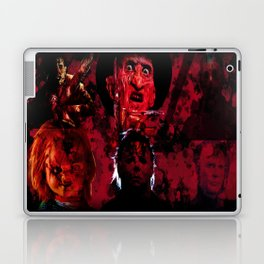 Masters Of All Horrors Laptop & iPad Skin