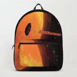 Parker Solar Probe Backpack