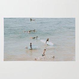 lets surf iii Rug