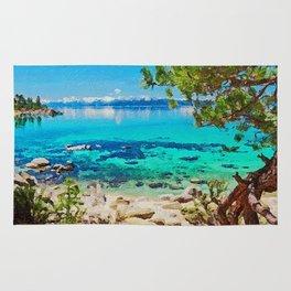 Lake Tahoe Rug