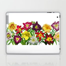 Display of daylilies I Laptop & iPad Skin