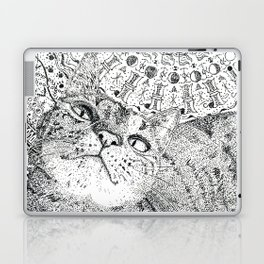 Mandala008 Laptop & iPad Skin