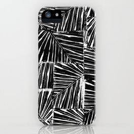Leaf Print iPhone Case
