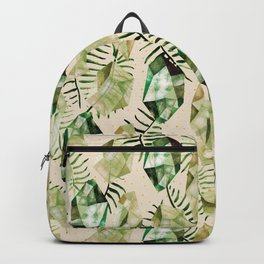 Emerald Gems Backpack