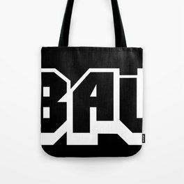 The A-BAUM Logo White Tote Bag