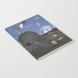 WarStars: Reminiscence Notebook