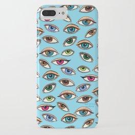 Eye Am Watching You Always iPhone Case