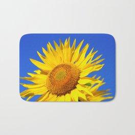 Sun Flower Bath Mat