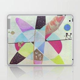 La vida misma Laptop & iPad Skin