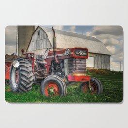 Farm Scene - Painting Cutting Board