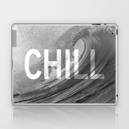 Chill Waves Laptop & iPad Skin