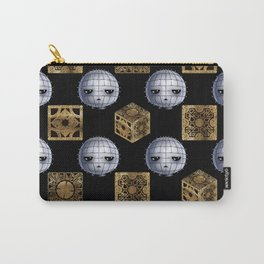 Chibi Pinhead & Puzzle Boxes Carry-All Pouch