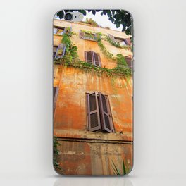 House in Trastevere iPhone Skin