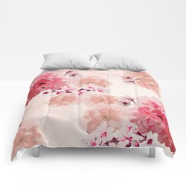 Floral Rage Comforters