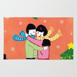 All I Want for Christmas Rug