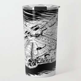 Millenium Falcon Travel Mug