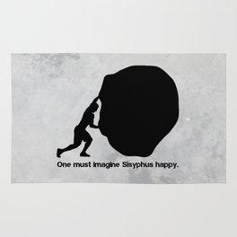 Camus - Sisyphus Rug