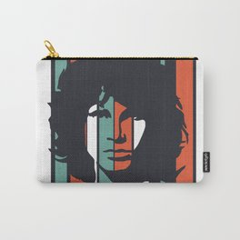 American Poet Morrison Jim Retro Homage Carry-All Pouch