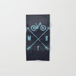 Downhill MTB Hand & Bath Towel