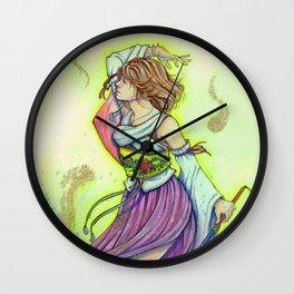 Yuna, The Sending (Final Fantasy X) Wall Clock