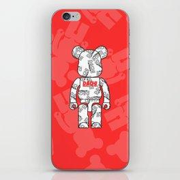 Be@rbrick DACHI iPhone Skin