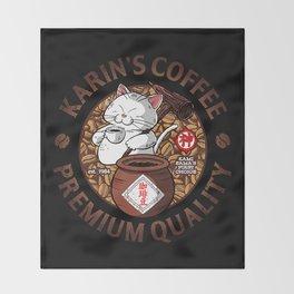 Kamichama Karin Throw Blanket