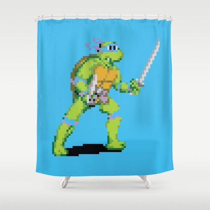 Pixelated Teenage Mutant Ninja Turtles TMNT