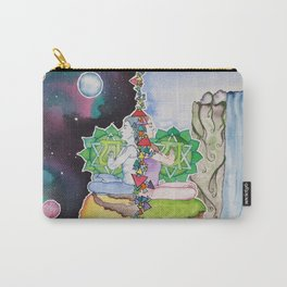 Across the Universe Carry-All Pouch