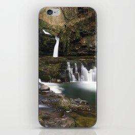 waterfalls iPhone Skin