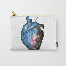 Galaxy heart Carry-All Pouch