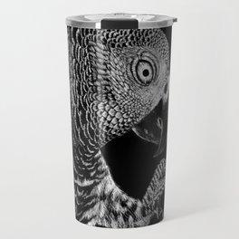 Hidden in the Canopy (Parrot) Travel Mug