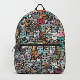 Gemstone Cats Backpack