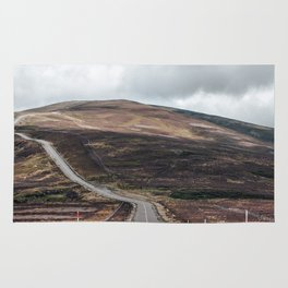 Cairngorms national park view Rug