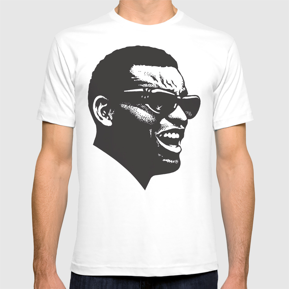 Brother Ray T-shirt by Midnightstudio TSR8845857