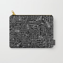 Strong Women Carry-All Pouch