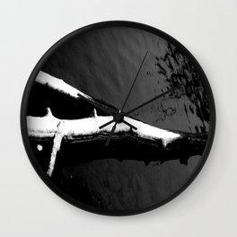 Scout Lake (Snow) Wall Clock