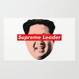 supreme leader Rug