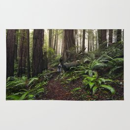 Forest of the Giants Rug