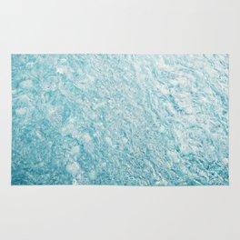 Crystal Water Marble Rug