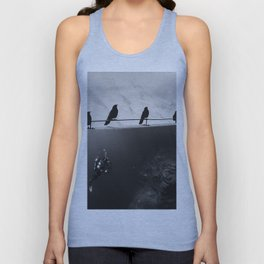 IN SEARCH OF... Unisex Tank Top