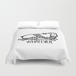 whatever Duvet Cover