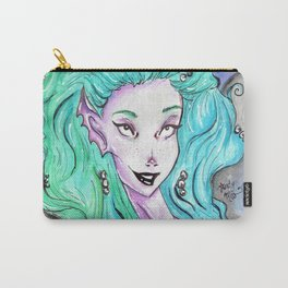 Sea Queen Carry-All Pouch
