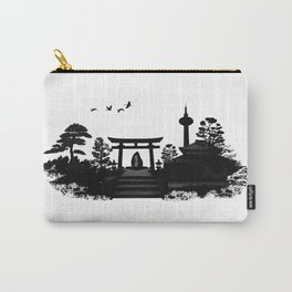 Kyoto Japan Carry-All Pouch